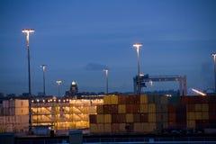 Стержень контейнера Стоковая Фотография RF