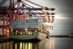 Стержень контейнера Стоковая Фотография