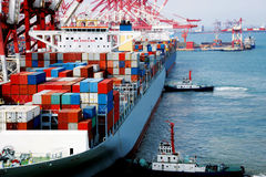 Стержень контейнера стоковые фото