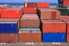 стержень контейнера Стоковое Фото