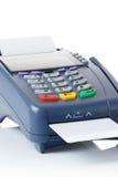 стержень кредита карточки чисто Стоковая Фотография