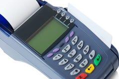 стержень кредита карточки чисто Стоковое Изображение RF