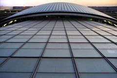 стержень третье станции Пекин авиапорта курьерский Стоковые Изображения RF