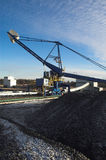 стержень угля Стоковая Фотография