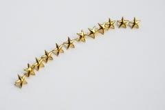 Стержни звезд Стоковое Фото