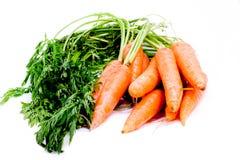 стержни морковей органические Стоковая Фотография RF