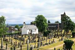Стерлинг, Шотландия. Стоковая Фотография RF