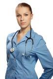 стетоскоп доктора медицинский стоковое изображение