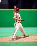 Стив Carlton Филадельфия Phillies стоковое изображение rf