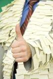 стикеры costume Стоковая Фотография RF