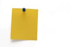 стикер цвета Стоковое Изображение RF