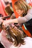 стилизатор волос стоковые изображения