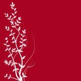 стилизованное ранчо предпосылки красное бесплатная иллюстрация