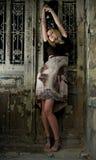 стильная женщина Стоковая Фотография