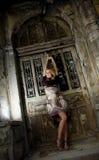 стильная женщина Стоковая Фотография RF
