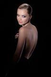 стильная женщина Стоковое Изображение RF