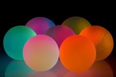 стильное шариков цветастое Стоковое Изображение