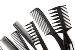 стиль причёсок вспомогательного оборудования Стоковое Изображение
