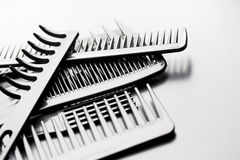 стиль причёсок вспомогательного оборудования Стоковое Изображение RF