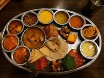 Стиль Rajdhani стоковая фотография rf