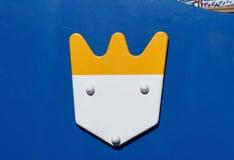 Стилизованный король Стоковая Фотография RF