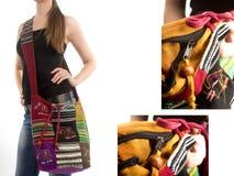 Стильная индийская сумка Стоковое Фото