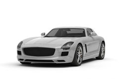 Стильный автомобиль спорт Стоковая Фотография