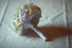 Стильный букет свадьбы Стоковое Изображение