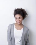 Стильный представлять молодой женщины Стоковая Фотография