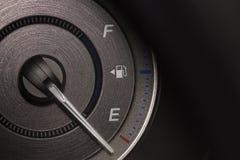 Стиль автомобиля панели масла темный и светлый Стоковое Изображение