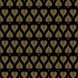 стиль лист тайский Стоковая Фотография RF