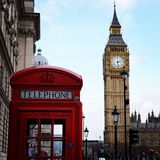 Стиль Лондона стоковая фотография