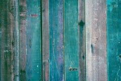 Стиль старой деревянной стены винтажный стоковая фотография rf