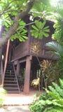 Стиль тайского дома северный Стоковая Фотография