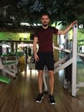 Стиль фитнеса Стоковые Фотографии RF