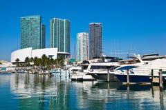 Стиль Флориды, Майами стоковое фото rf