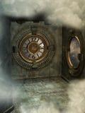 Стиль Steampunk Стоковые Изображения