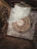 Стиль Steampunk Стоковое Фото