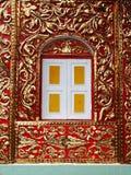Стиль Windows азиатский Стоковая Фотография RF