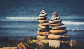 Стога камня Стоковая Фотография RF