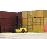 стога контейнера стоковое фото rf
