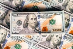 Стога доллара Стоковые Фотографии RF
