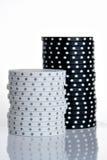 стога покера Стоковые Фотографии RF