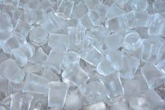 Стог блока льда совместно Стоковое Фото