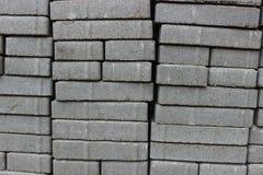 Стог вымощая камней текстуры Стоковое Фото