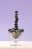стог голубики Стоковая Фотография RF