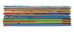 стог детей книг Стоковые Изображения RF