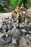 Стог камней камушка Стоковое Изображение RF