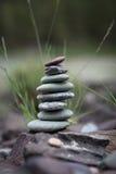 Стог камушков Стоковая Фотография RF