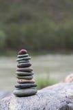 Стог камушков Стоковые Фотографии RF